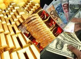 Ngày 7-5: Giá vàng, USD cùng lên ảnh 1