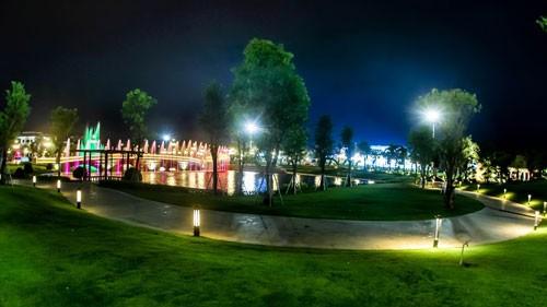 Đại nhạc hội đón chào công viên khủng nhất TPHCM ảnh 9
