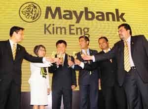 Maybank Kim Eng phát triển mạng lưới tại VN ảnh 1