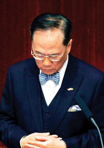 Sóng gió Donald Tsang ảnh 1