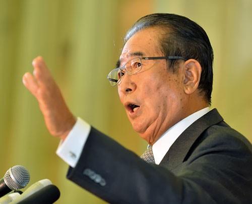 Shintaro Ishihara 80 tuổi chưa già ảnh 1