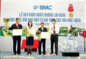 SMC - Tham vọng đi đôi thực lực ảnh 1