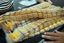 1-11: Vàng tăng, giảm quanh 45 triệu đồng ảnh 1