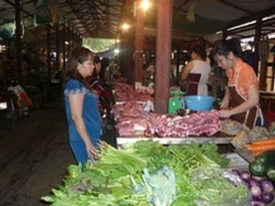 Hà Nội: Giá thực phẩm biến động trái chiều ảnh 1