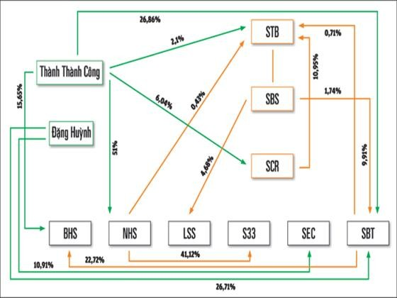 Đầu tư chéo: Dễ chi phối bởi lợi ích nhóm ảnh 1