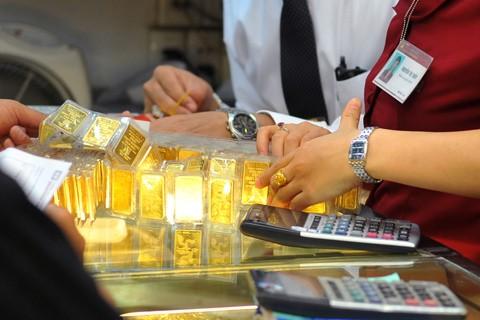 Ngày 19-11: Vàng vững giá 45,95 triệu đồng ảnh 1