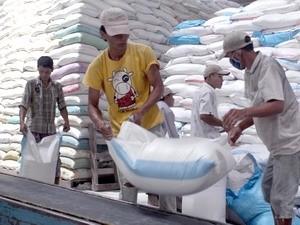 ĐBSCL xuất khẩu 5,8 triệu tấn gạo ảnh 1