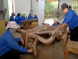 Việt Nam-EU đạt thỏa thuận quan trọng về gỗ ảnh 1