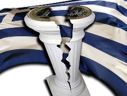 Hy Lạp bị hạ tín nhiệm xuống mức thấp nhất ảnh 1