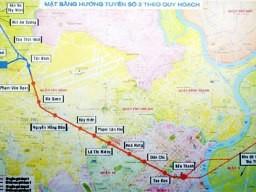 TPHCM giải tỏa 350 hộ dân dự án metro số 2 ảnh 1