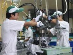 Sản xuất công nghiệp tiếp đà tăng trưởng ảnh 1