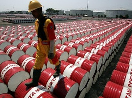 Lo ngại cung giá dầu vượt 108USD/thùng ảnh 1