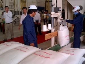 Khánh thành nhà máy gạo XK Campuchia-VN ảnh 1