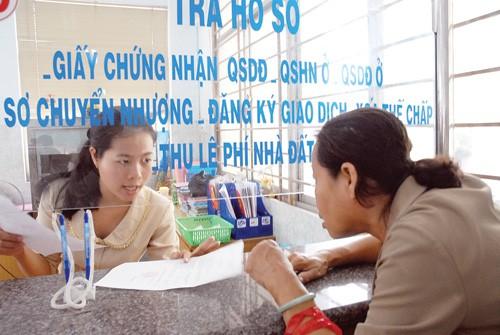 TPHCM: 4.500 hồ sơ chưa đóng tiền sử dụng đất ảnh 1