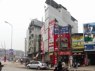 """Hà Nội: Khẩn trương xử lý """"nhà siêu mỏng"""" ảnh 1"""