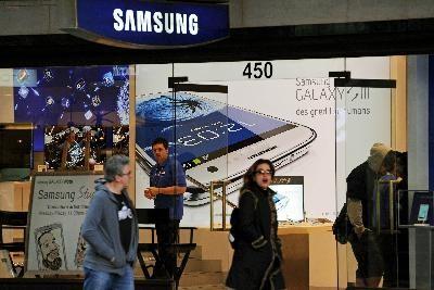 Samsung lợi nhuận 7,3 tỷ USD trong quý III ảnh 1
