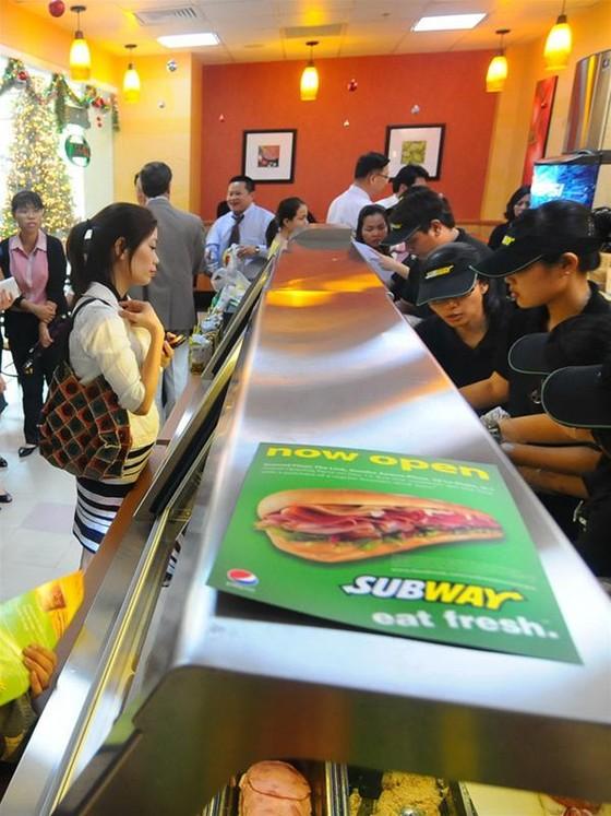 Bùng nổ fast-food ảnh 1