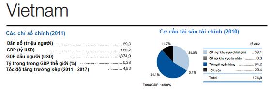 Việt Nam xếp 52 tốc độ phát triển thị trường tài chính ảnh 1