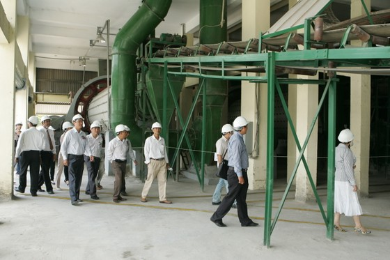 SCG đầu tư 5,5 triệu USD sản xuất xi măng ảnh 1