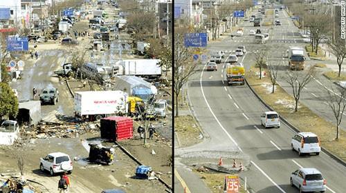 Tinh thần Nhật Bản - 1 năm sau thảm họa kép (kỳ 1) ảnh 1