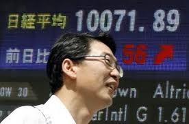 CK châu Á 19-10: Nikkei vượt 9.000 điểm ảnh 1