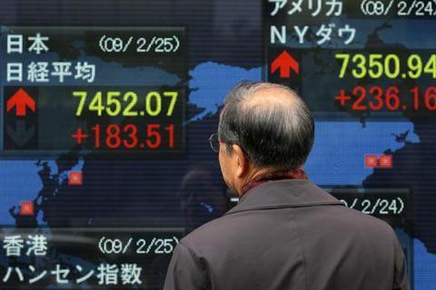 CK châu Á 27-3: Nikkei tăng vượt 10.250 điểm ảnh 1