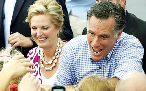 Mitt Romney - Doanh nhân tạo thời thế ảnh 1