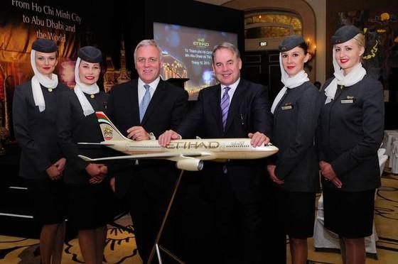 Etihad Airways bắt tay Air France-KML ảnh 1