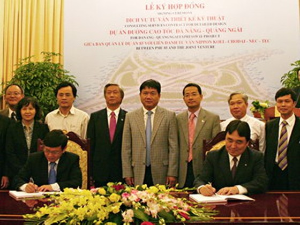 28.000 tỷ đồng cao tốc Đà Nẵng-Quảng Ngãi ảnh 1