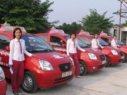 Thanh tra doanh nghiệp kinh doanh taxi ảnh 1