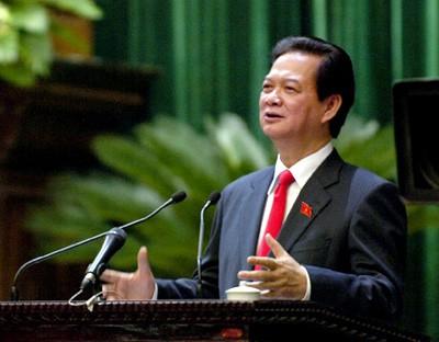 Thủ tướng giải trình 3 nội dung cơ cấu nền KT ảnh 1
