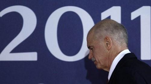Thủ tướng Hy Lạp chính thức từ chức ảnh 1