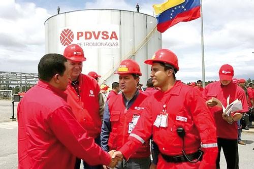 Hugo Chavez: Thách thức kinh tế ảnh 1