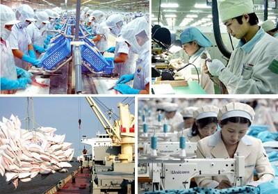 Xuất khẩu 3 tháng đầu năm đạt 24,52 tỷ USD ảnh 1
