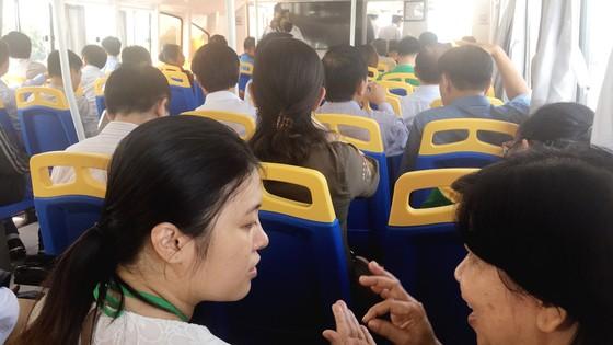 Tuyến buýt sông đầu tiên ở TPHCM chính thức hoạt động ảnh 1