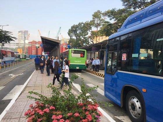 TPHCM đưa vào hoạt động trạm điều hành xe buýt mới Bến Thành ảnh 2