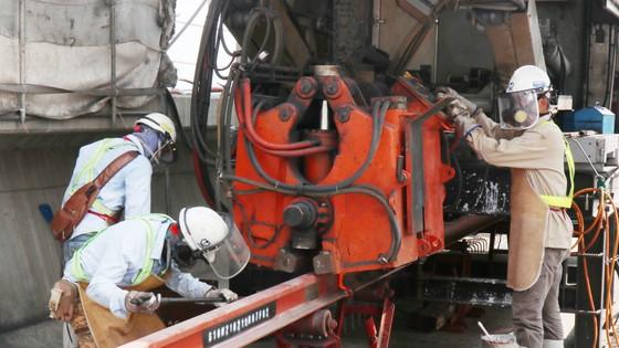Gỡ vướng mắc để tăng tốc xây dựng tuyến metro số 1 Bến Thành - Suối Tiên ảnh 1