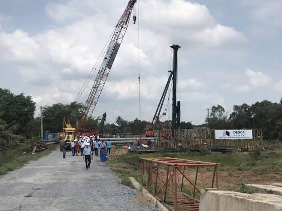 Dự án Cao tốc Trung Lương - Mỹ Thuận: Ngân hàng làm khó? ảnh 2