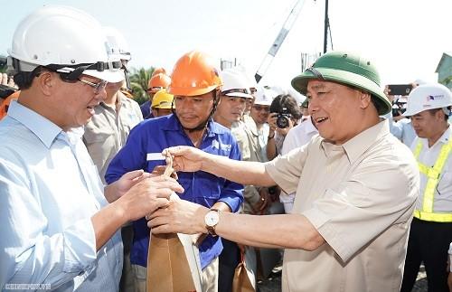 Chính phủ duyệt phân bổ 2.186 tỷ đồng cho dự án cao tốc Trung Lương - Mỹ Thuận ảnh 1