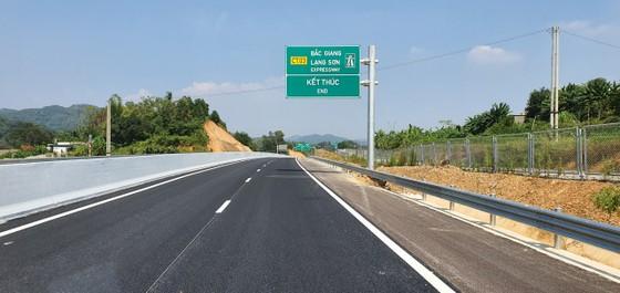 Thông xe cao tốc Bắc Giang - Lạng Sơn   ảnh 3
