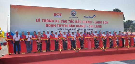 Thông xe cao tốc Bắc Giang - Lạng Sơn   ảnh 1
