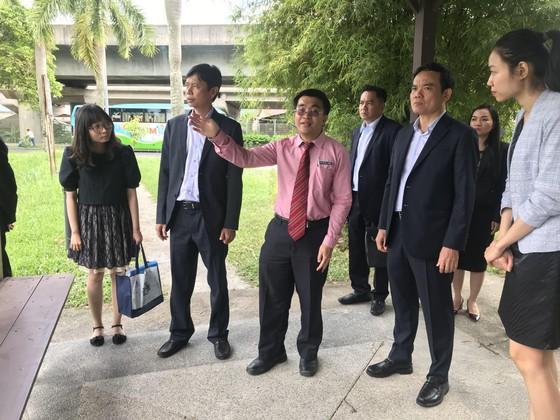 Tham quan, học tập kinh nghiệm mô hình giao thông kết hợp chống ngập tại Malaysia ảnh 1
