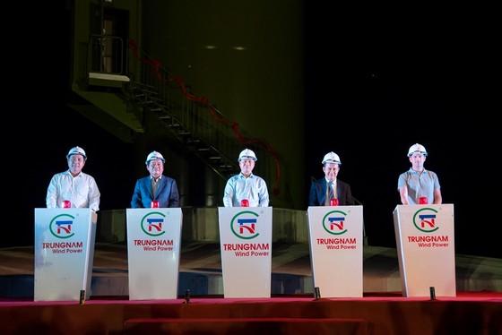 Trung Nam Group phát điện 110 triệu kw điện gió  ảnh 1