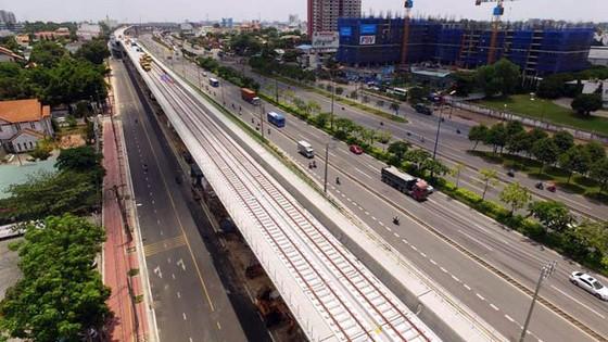 Tuyến Metro số 1 Bến Thành - Suối Tiên đạt 85% khối lượng vào cuối năm 2020 ảnh 2