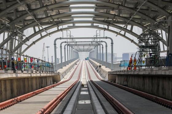 Tầng hầm B1 Ga Nhà hát Thành phố tuyến metro Bến Thành-Suối Tiên sẵn sàng đón khách tham quan ảnh 8