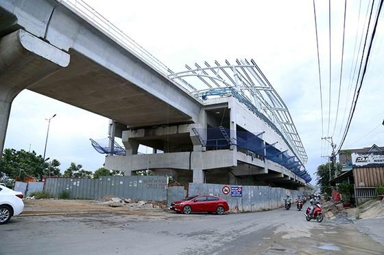 Tầng hầm B1 Ga Nhà hát Thành phố tuyến metro Bến Thành-Suối Tiên sẵn sàng đón khách tham quan ảnh 7
