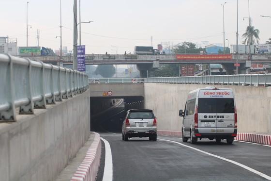 Thông xe nhánh N2 hầm chui An Sương để giảm ùn tắc cửa ngõ Tây Bắc ảnh 1
