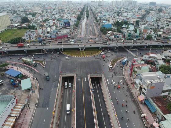 TPHCM khánh thành nút giao thông An Sương  ảnh 1
