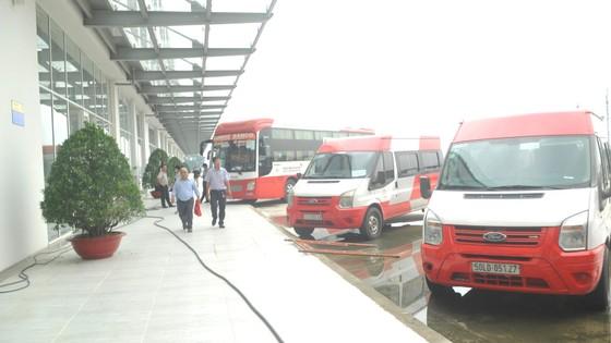Bến xe miền Đông mới chính thức đưa vào vận hành ảnh 11