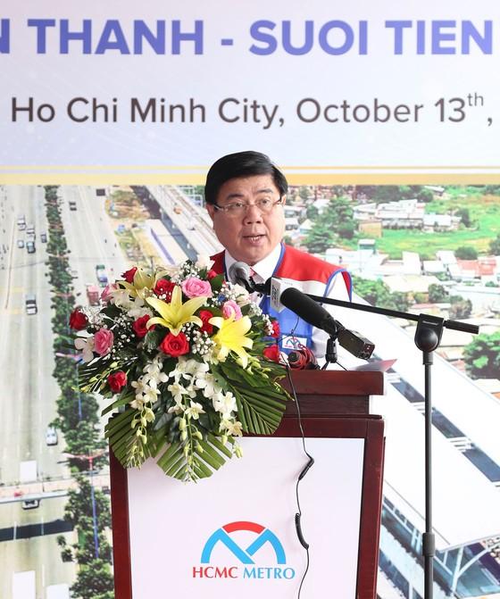 TPHCM ra mắt đoàn tàu metro số 1 ảnh 5